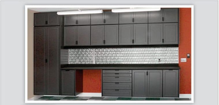 end garage cabinets cabinet garage. Black Bedroom Furniture Sets. Home Design Ideas
