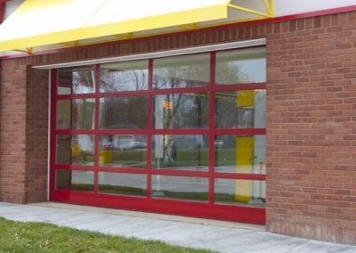 Commercial Sectional Garage Door