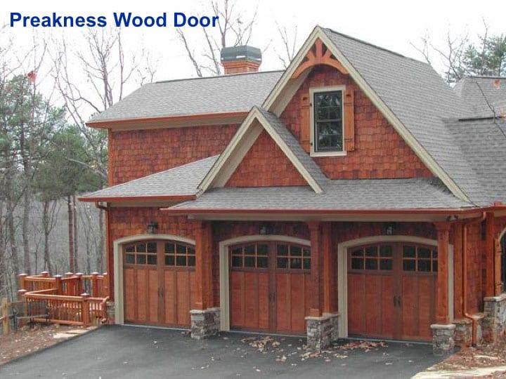 Nashville Custom Wood Garage Door ...