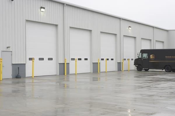 Commercial Sectional Doors Allied Overhead Door