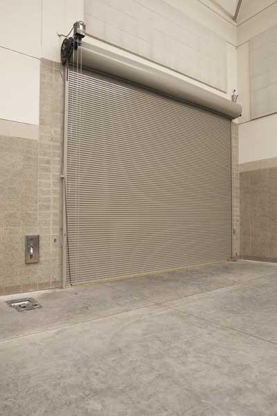 Rolling Steel Doors Allied Overhead Door Nashville Tn